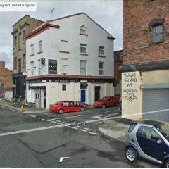 Отель City B&B Великобритания, Ливерпуль - отзывы, цены и фото номеров - забронировать отель City B&B онлайн парковка