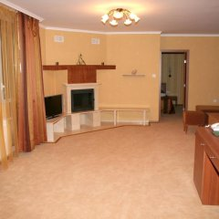 SPA Hotel Borova Gora 4* Люкс с различными типами кроватей фото 10