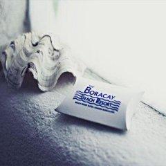 Отель The Boracay Beach Resort Филиппины, остров Боракай - 1 отзыв об отеле, цены и фото номеров - забронировать отель The Boracay Beach Resort онлайн ванная фото 2