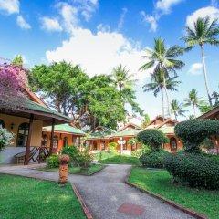Отель Eden Bungalow Resort 3* Улучшенное бунгало с различными типами кроватей фото 4