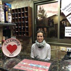Отель Valentine Inn Иордания, Вади-Муса - отзывы, цены и фото номеров - забронировать отель Valentine Inn онлайн интерьер отеля фото 2