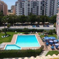 Отель Castelos da Rocha бассейн фото 3