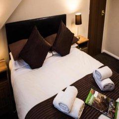 Отель Queen Anne's Guest House 3* Стандартный номер с двуспальной кроватью фото 3
