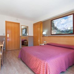 Отель Catalonia Park Güell 3* Стандартный номер с различными типами кроватей фото 20
