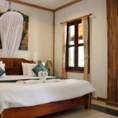 Отель Villa Oasis Luang Prabang 3* Стандартный номер с 2 отдельными кроватями