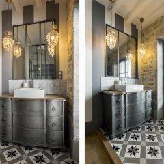 Отель L'Appart' en Ville Франция, Лион - отзывы, цены и фото номеров - забронировать отель L'Appart' en Ville онлайн ванная