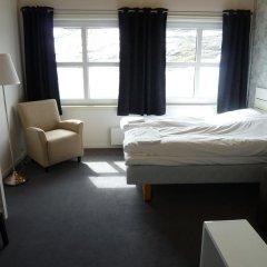 Отель Djupvasshytta комната для гостей фото 4