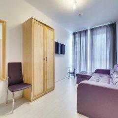 Гостиница Минима Водный 3* Люкс с различными типами кроватей фото 10