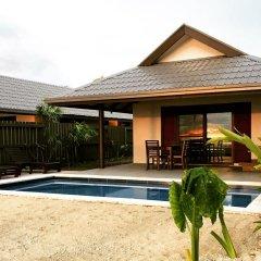 Отель First Landing Beach Resort & Villas 3* Вилла с различными типами кроватей фото 13