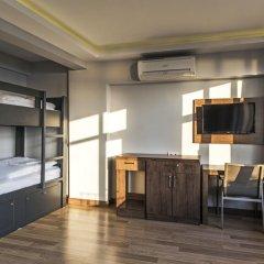 Хостел Bucoleon Кровать в общем номере фото 4