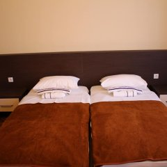 Отель Crystal Lux Апартаменты с различными типами кроватей фото 2
