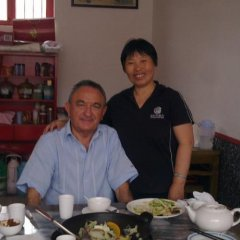 Отель Badaling Tieguowang Inn Beijing питание