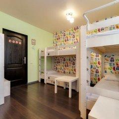 Хостел Иж Кровать в общем номере с двухъярусной кроватью фото 13
