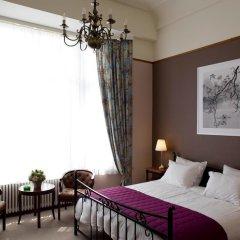 Отель Antwerp Billard Palace Бельгия, Антверпен - отзывы, цены и фото номеров - забронировать отель Antwerp Billard Palace онлайн комната для гостей фото 2
