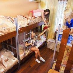 Мини-Отель Миллениум в Центре Кровать в общем номере с двухъярусными кроватями фото 4