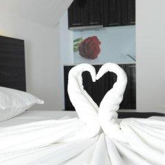 Отель Diamond Kiten Студия Делюкс разные типы кроватей фото 2