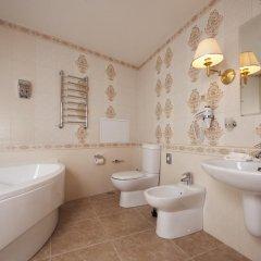 Гостиница Виктория На Замковой Минск ванная