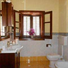 Отель Villa Palme Cefalu Чефалу ванная