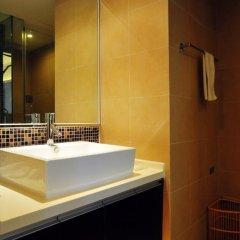 Апартаменты Lasony Serviced Apartment Стандартный номер с различными типами кроватей фото 3
