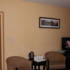 DeSalis Hotel London Stansted удобства в номере
