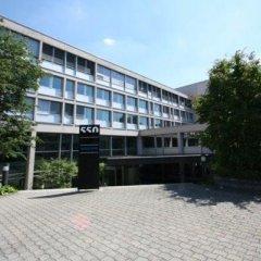 Отель Primestay Apartmenthaus Zurich Seebach Швейцария, Цюрих - отзывы, цены и фото номеров - забронировать отель Primestay Apartmenthaus Zurich Seebach онлайн парковка