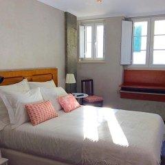 Отель Mercearia d'Alegria Boutique B&B Стандартный номер двуспальная кровать фото 9