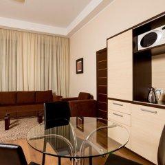 Апартаменты Senator City Center Стандартный номер с разными типами кроватей фото 15