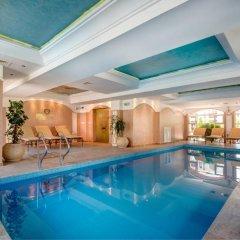 Отель Aparthotel Izida Palace Солнечный берег бассейн