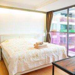 Отель Rocco Huahin Condominium Апартаменты с 2 отдельными кроватями фото 9