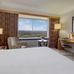 Отель London Hilton on Park Lane 5* Номер Делюкс с различными типами кроватей фото 5
