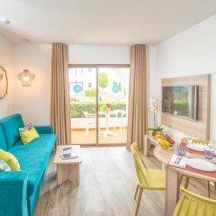 Отель Ona Surfing Playa Апартаменты с различными типами кроватей фото 7
