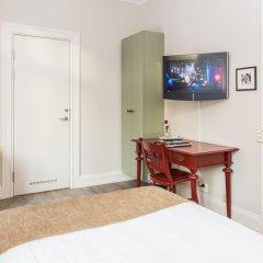 Отель Amber Hotell 3* Стандартный номер с различными типами кроватей фото 5