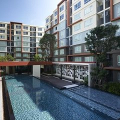 Отель D Condo Kathu-Patong бассейн