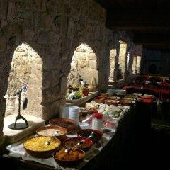 Selcuklu Evi Cave Hotel - Special Class Турция, Ургуп - отзывы, цены и фото номеров - забронировать отель Selcuklu Evi Cave Hotel - Special Class онлайн питание фото 2