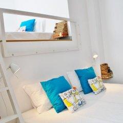 Ale-Hop Albufeira Hostel Улучшенный номер с различными типами кроватей фото 5