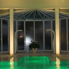 Отель Universal Terme Италия, Абано-Терме - 6 отзывов об отеле, цены и фото номеров - забронировать отель Universal Terme онлайн бассейн фото 2