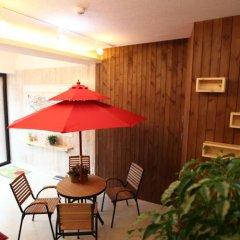 Отель GUEST HOUSE the hill Южная Корея, Сеул - отзывы, цены и фото номеров - забронировать отель GUEST HOUSE the hill онлайн балкон