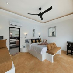 Отель Eden Beach Villas Самуи комната для гостей фото 4