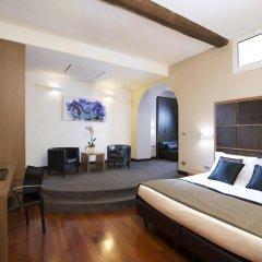Hotel Trevi 3* Стандартный номер с различными типами кроватей фото 5