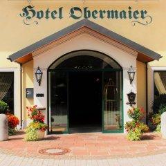 Hotel Obermaier вид на фасад фото 3
