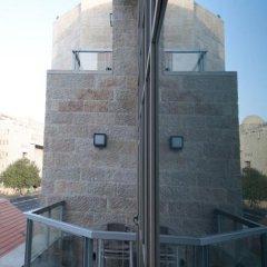 HI Jerusalem - Agron Hostel Израиль, Иерусалим - отзывы, цены и фото номеров - забронировать отель HI Jerusalem - Agron Hostel онлайн балкон фото 2