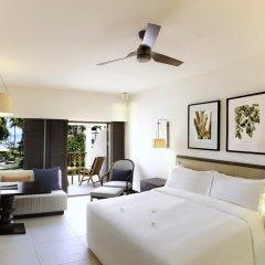 Отель Hilton Mauritius Resort & Spa 5* Номер Делюкс с различными типами кроватей фото 3