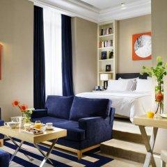 The First Luxury Art Hotel Roma 5* Номер категории Премиум с двуспальной кроватью фото 4
