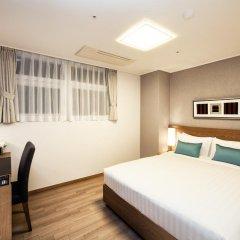 Отель Fraser Place Central Seoul 4* Улучшенные апартаменты с различными типами кроватей фото 6