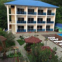 Отель Бегущая по Волнам Сочи бассейн фото 2
