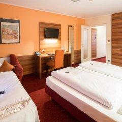 Hotel Isartor 3* Стандартный семейный номер с двуспальной кроватью фото 2