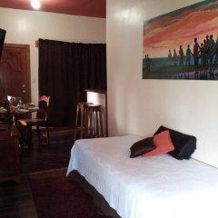 Hotel Boutique Posada Las Iguanas 2* Бунгало с различными типами кроватей
