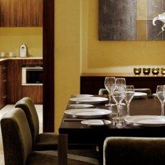 Отель Voco Dubai 5* Улучшенный номер с различными типами кроватей фото 4