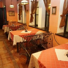 Zolotoy Telenok Mini-Hotel питание