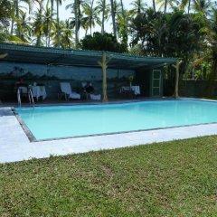 Отель Villa La Luna Шри-Ланка, Берувела - отзывы, цены и фото номеров - забронировать отель Villa La Luna онлайн бассейн фото 2